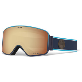 Giro Method Gafas, midnight element/vivid copper/vivid infrared